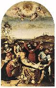 Lorenzo Lotto The Deposition oil painting reproduction
