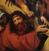 Lorenzo Lotto Christ Carrying the Cross oil painting reproduction