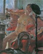 Lovis Corinth Morgens oil painting reproduction