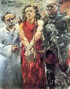 Lovis Corinth Ecce homo oil painting reproduction