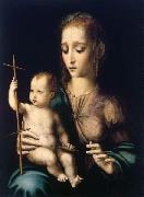 MORALES, Luis de Madonna with the Child oil painting reproduction