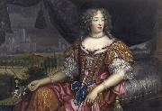 Nicolas Mignard Portrait presumably of Madame de Montespan oil painting reproduction