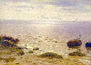 Nikolay Nikanorovich Dubovskoy Seascape oil painting reproduction
