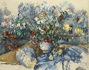 Paul Cezanne Grand bouquet de fleurs oil painting reproduction