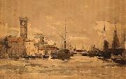 Pericles Pantazis Ostend oil painting reproduction