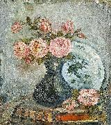 Pierre Laprade Nature morte aux fleurs oil on canvas