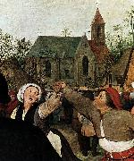 Pieter Bruegel the Elder The Peasant Dance oil painting reproduction