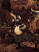 Pieter Bruegel the Elder Dulle Griet oil painting reproduction