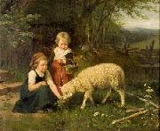 Rudolf Epp My pet lamb oil