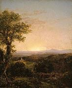 Thomas Cole New England Scenery oil painting reproduction
