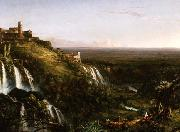 Thomas Cole The Cascatelli china oil painting artist