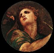 Titian St John the Evangelist oil painting reproduction
