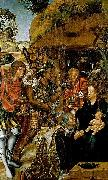 Vasco Fernandes The Adoration of the Magi oil painting reproduction
