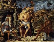 Vittore Carpaccio The Meditation on the Passion oil painting