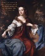 Willem Wissing Isabella, Dutchess of Grafton oil painting reproduction