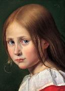 Anton Wilhelm Tischbein Kinderbildnis oil painting reproduction