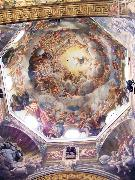Correggio Assumption of the Virgin oil painting reproduction