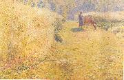Emile Claus Summer oil painting reproduction