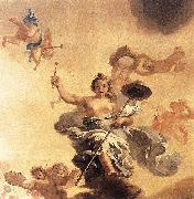 Gerard de Lairesse Allegory of the Freedom of Trade oil painting reproduction