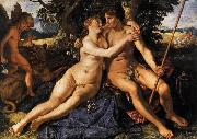 Hendrick Goltzius Venus and Adonis china oil painting artist