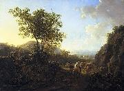 Jan Both Italian landscape oil painting reproduction