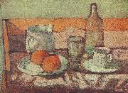 Janos Donat Still life oil painting reproduction
