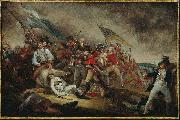John Trumbull The Death of General Warren at the Battle of Bunker s Hill china oil painting artist