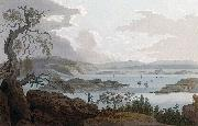 John William Edy View from Egeberg oil painting
