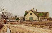 Laurits Andersen Ring Landsbygade oil painting reproduction