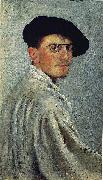 Leon Bakst Self Portrait. oil painting reproduction