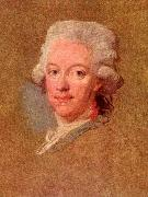 Lorens Pasch the Younger Portrait of King Gustav III of Sweden oil painting reproduction