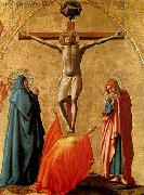 MASACCIO Crucifixion oil painting reproduction