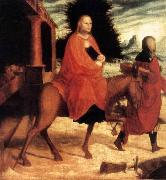 Master of Ab Monogram The Flight into Egypt china oil painting artist