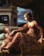 PARMIGIANINO Virgin and Child china oil painting artist