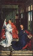 Rogier van der Weyden The Annunciation oil painting reproduction