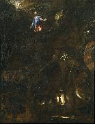 Titian Agony in the garden oil painting reproduction