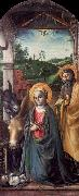 Vincenzo Foppa Adoration of the Christ Child oil