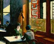edward hopper Chop Suey oil on canvas