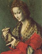 Bachiacca Mary Magdalen oil painting reproduction