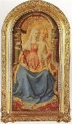 Benozzo Gozzoli Madonna and Child oil painting reproduction