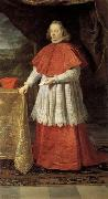 CRAYER, Gaspard de The Cardinal Infante Ferdinand of Austris oil on canvas