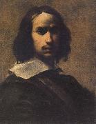 Cairo, Francesco del Self-portrait oil on canvas