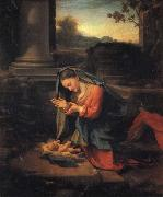 Correggio The Adoration of the Child china oil painting artist