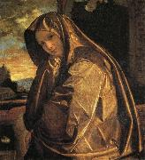 Giovanni Gerolamo Savoldo Mary Magdalen oil painting reproduction