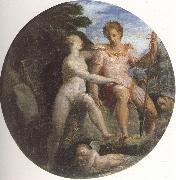Girolamo Macchietti Venus and Adonis china oil painting artist