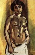 Henri Matisse Nude Woman oil painting reproduction