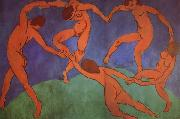 Henri Matisse The Dance oil painting reproduction