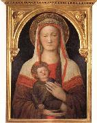 Jacopo Bellini Madonna and Child oil painting reproduction