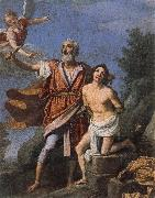 Jacopo da Empoli The Sacrifice of Isaac oil painting reproduction