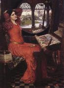 i am Half-Sick of Shadows said the Lady of Shalott